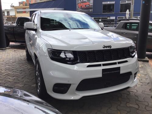 jeep grand cherokee srt8 2019 ûltima unidad promoción