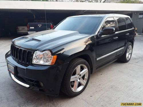 jeep grand cherokee srt8 automatica