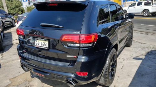 jeep grand cherokee srt8 negra 2015 kit 2017