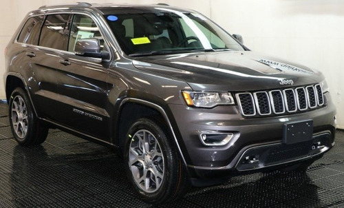 jeep grand cherokee sterling 25 aniversario v6 8 vel limited