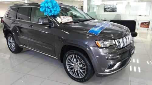 jeep grand cherokee sumit elit premium 2017