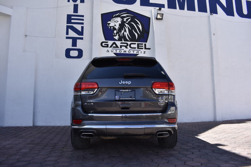 jeep grand cherokee summit 2014 5.7l 4x4 #124