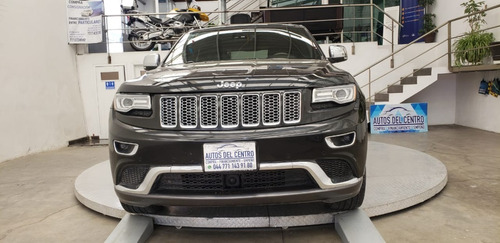 jeep grand cherokee summit 2015