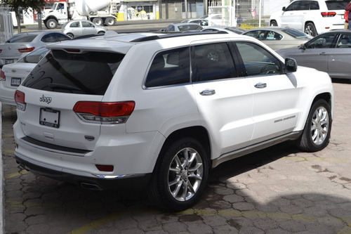 jeep grand cherokee summit 4x4 2014