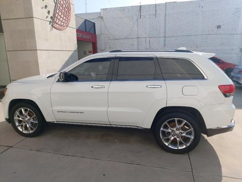 jeep grand cherokee summit 4x4 2014