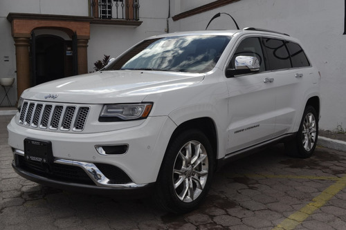jeep grand cherokee summit 4x4