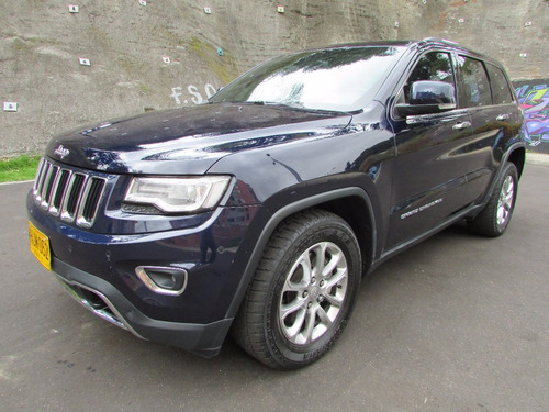 jeep grand cherokee tp 5700cc hemi 4x4 usa techo panoramico
