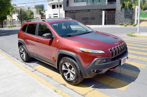 jeep grand cherokee trailhawk 2014