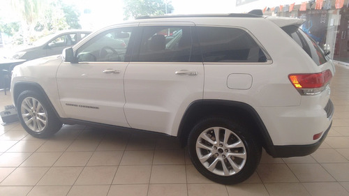 jeep grand cherokee v6 limited lujo   2017