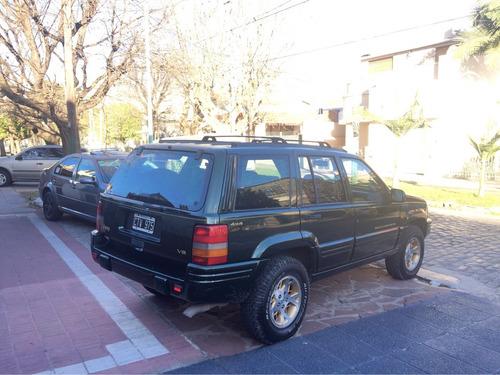 jeep grand cherokee v8 4x4 aut.
