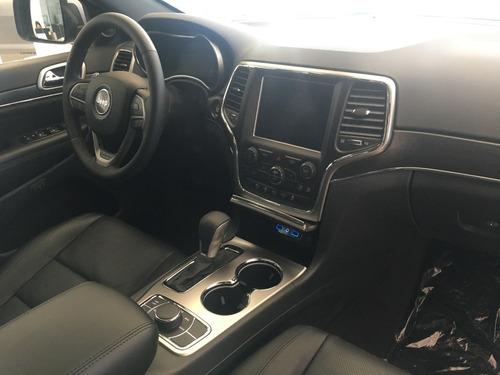 jeep grand cherokke limited my18 entrega inmediata