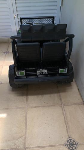 jeep grande a bateri el mas grande