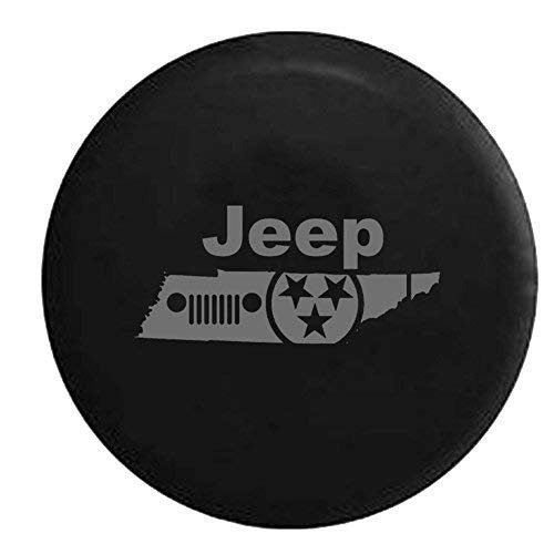 jeep grill tennessee tenn estrellas edition tire cover de re