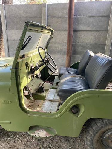 jeep ika 1956