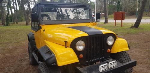 jeep ika 4x4 1957