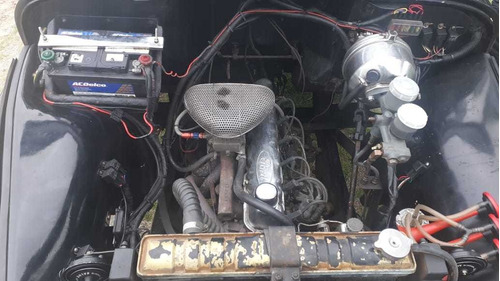 jeep ika 4x4 221 35mud zf 4ta capota malacate p/ entendidos