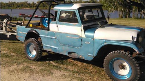 jeep ika 4x4 2do dueño titular