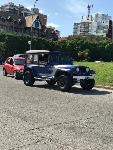 jeep ika 4x4 4x4 todo terreno