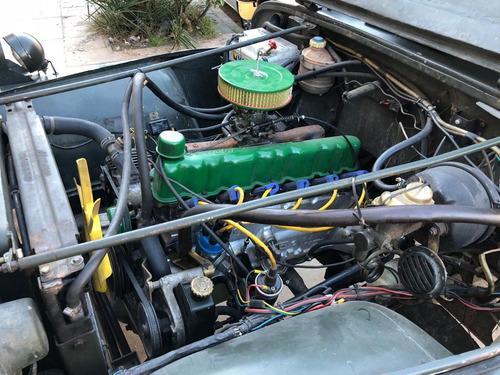 jeep ika 4x4 corto