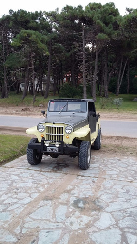 jeep ika 4x4 (estanciera)
