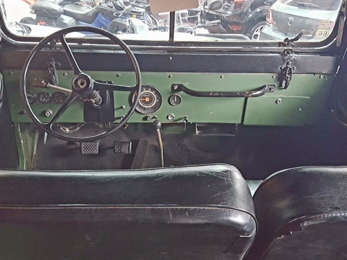 jeep ika 4x4 impecable!! 100% original