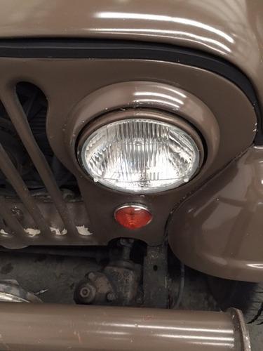 jeep ika 4x4 modelo 1965  gnc