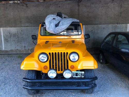 jeep ika 4x4 motor 221 caja zf