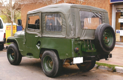 jeep ika 4x4 original