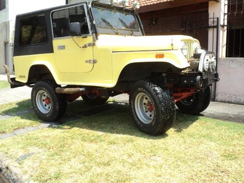 jeep ika 4x4 permuto por moto