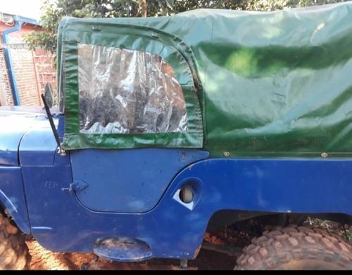 jeep ika alta baja 4x4
