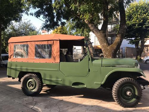 jeep ika de colección 4x4