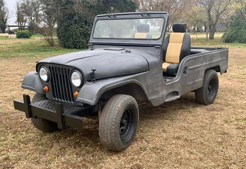 jeep ika largo 1970