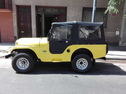 jeep ika motor ford 221