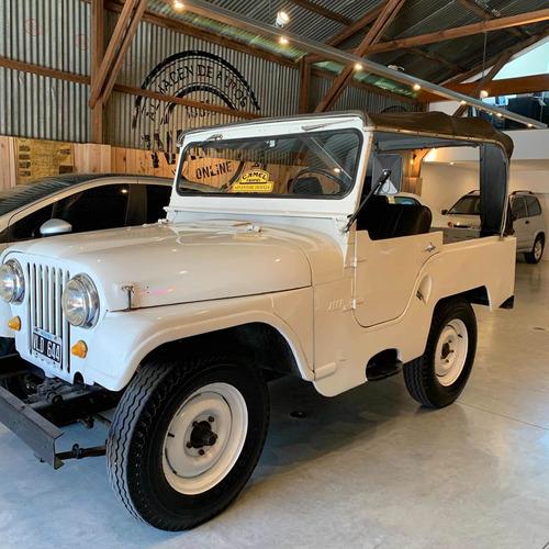 jeep ika original 1964