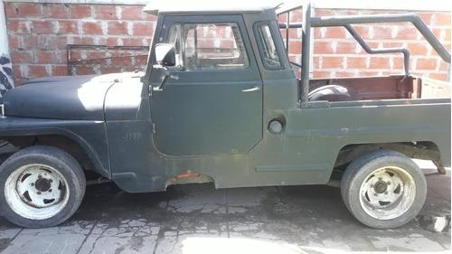 jeep ika pick up