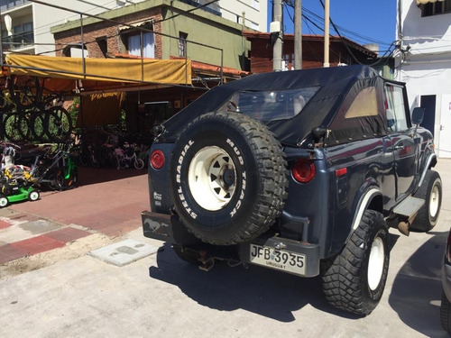 jeep international