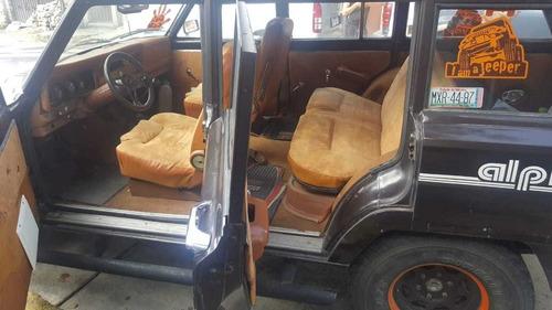 jeep jeep alpina jeep