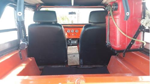 jeep jeep de fibra motor chevrolet 4x2