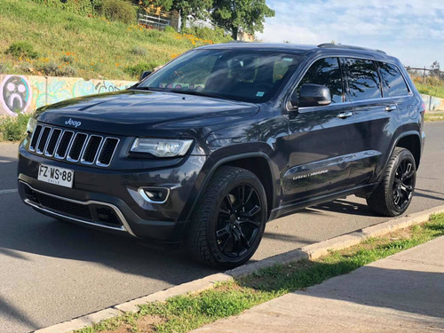 jeep jeep grand cherokee 4x4 3.6 lt automatic