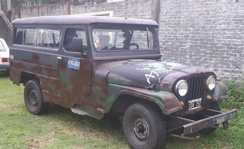 jeep jeep ika 62  ika carrozado