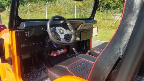 jeep jeep ika descapotable
