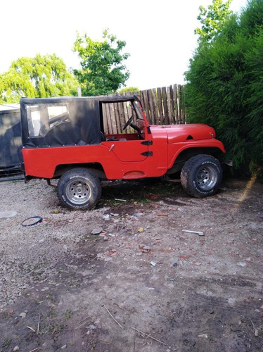 jeep jeep ika  ika