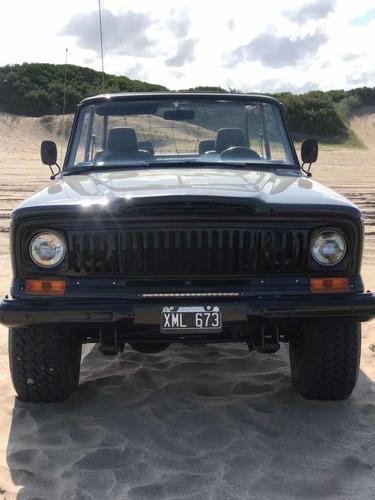 jeep jeep ika  willys wagoneer  cherokeee