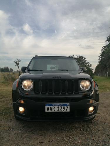 jeep jeep renegade 2017