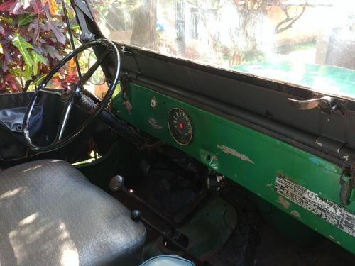 jeep jeep willys 1954