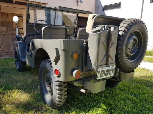 jeep jeep willys