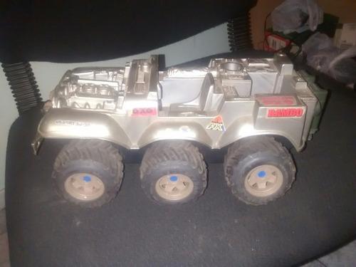 jeep josca rambo 6x6 defender