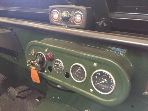 jeep land rover 1950