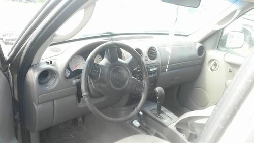 jeep liberty 2003 ( en partes ) 2002 - 2007 motor 3.7 4x4