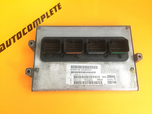 jeep liberty 2004 3.7l aut 56044208 computadora ecu ecm